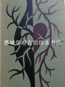 限量發行本/布面精裝插圖/法國大作家朱利安格林著作2種: 《黑暗旅程》、《遠見》 JULIEN GREEN: LEVITHAN / LE VISIONNAIRE