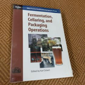 Fermentation cellaring and packaging operations
