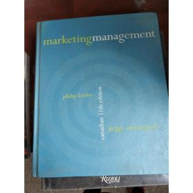 特价特价现货~Marketing Management 11thKotler, Philip;Cunning
