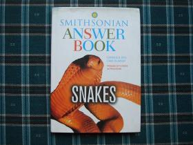 Smithsonian Answer Book: Snakes