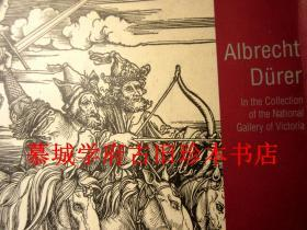 ALBRECHT DüRER IN THE COLLECTION OF THE NATIONAL GALLERY OF VICTORIA EDITED BY IRENA ZDANOWICZ