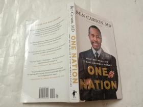 BEN CARSON MD ONE NATION