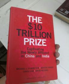 The $10 Trillion Prize:Captivating the Newly Affluent in China and India