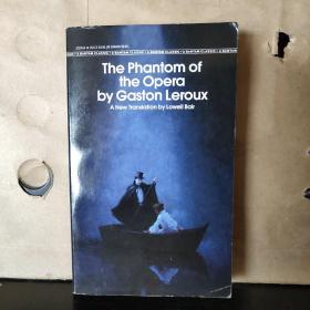 The Phantom of the Opera by Gaston Leroux(英文原版)