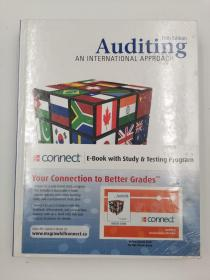 Auditing : An International Approach, Fifth Editio