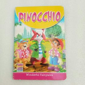 Pinocchio: Wonderful Fairytales(精装)
