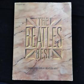英文原版 The Beatles Best