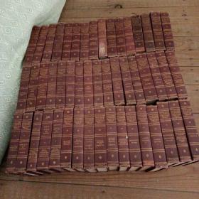HARVARDCLASSICS,THEFIVEFOOTSHELFOFBOOKS50本