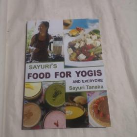 SAYURIS FOOD FOR YOGIS