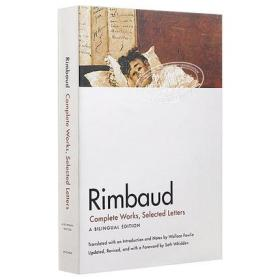 兰波作品全集  英文原版 Rimbaud Complete Works Selected Letters a Bilingual Edition Jean Nicholas