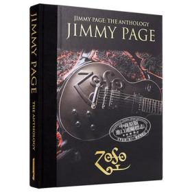 Jimmy Page The Anthology 英文原版 吉米佩奇 选集 Jimmy Page