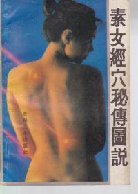素女經穴秘傳圖說(內部資料)8品40