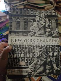 NEW YORK CHANGING(英文原版)