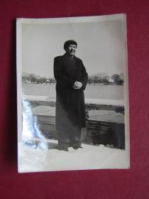 文革照片:毛主席在北戴河