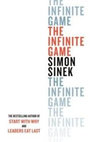 西蒙·斯涅克:无限博弈 The Infinite Game 英文原版 Simon Sinek