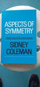 Aspects of Symmetry:Selected Erice Lectures