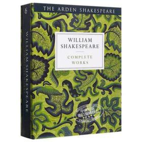 Arden Shakespeare Third Series Complete Works 英文原版 阿登版莎士比亚第三系列完整作品集 Ann Thompson David