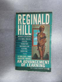 英文书AN  ADVANCEMENT  OF  LEARNING  REGINALD  HILL