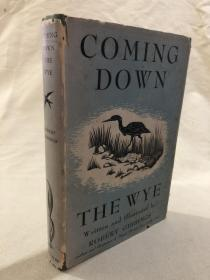 木刻大师Robert Gibbings:Coming down the Wye
