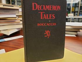 Decameron Tales With Introduction and Notes