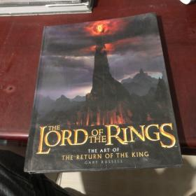 The Lord of the Rings: The Art of the Return of the King-指环王:王者归来的艺术