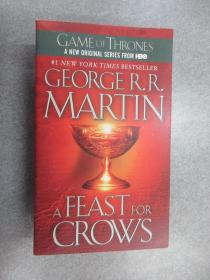 A Feast for Crows:A Song of Ice and Fire