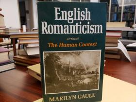 English Romanticism : The Human context