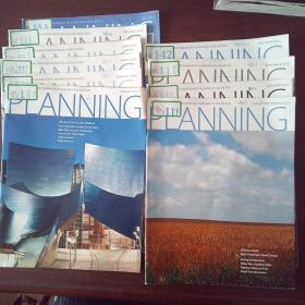 PLANNING (THE MAGAZINE OF THE AMERICAN PLANNING ASSOCIATION)(2012年,第1~12期,10册合售)