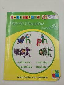 Student book 2 (Level 3) (Fix-it Phonics: Learn English with Letterland)