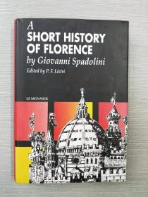 A SHORT HISTORY OF FLORENCE