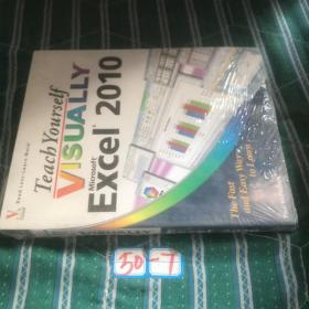 Teach Yourself Visually Excel 2010  看图自学Excel 2010