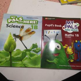Pupil's Book MY PALS ARE HERE! Maths 1B+Science1B