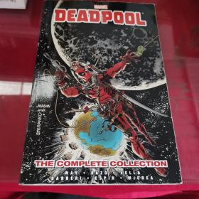 MARVEL DEADPOOL THE COMPLETE COLLECTION