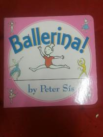Ballerina! [Board Book]