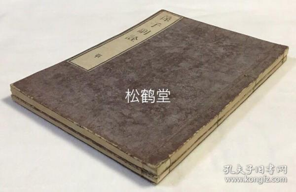 "A complete set of 2 copies of Sun Wu, a complete set of manuscripts, in Chinese, including a copy of Sun Zi and a complete copy of Wu Zi. Mr. Sato Isai, a great Confucianist in the Edo period, interpreted the book of Chinese soldiers. ""Sun Tzu"" and ""Wu Tzu"", Watanabe book edition, beautifully carved."