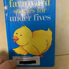 Farmyard Stories for Under Fives (Ladybir)