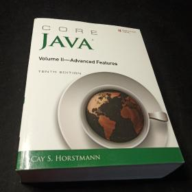 Core Java, Volume Ii (10th Edition):Advanced Features