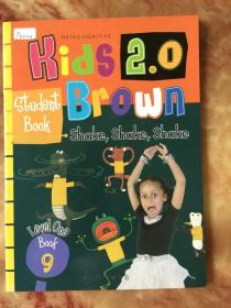 KIDS BROWN 2.0 StudentBook LevelOneBook9
