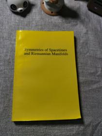 Symmetries of Spacetimes and Riemannian Manifolds 时空对称性与黎曼流形