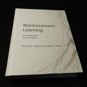 Reinforcement Learning: An Introduction 2e  第二版