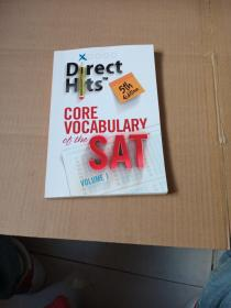 Direct Hits Core Vocabulary of the SAT 5th Edition