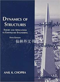 【包邮】Dynamics of Structures 5th Edition