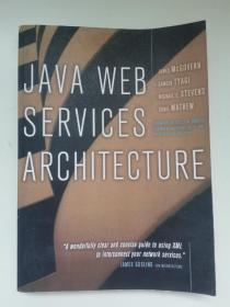 Java Web Services Architecture(16开)