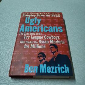 丑陋的美國人:為巨額利潤而操縱亞洲市場的艾維里格牛仔們Ugly Americans