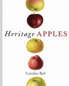 预订 Heritage Apples   英文原版