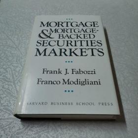 MORTGAGE  &  MORTGAGE-BACKED  SECURITIES  MARKETS