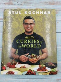Atul Kochhar Atul's Curries of the World