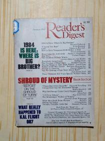 Readers Digest January 1984