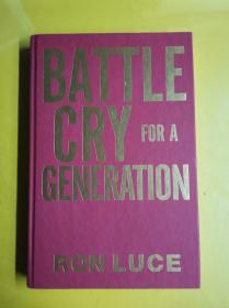 BATTLE CRY FOR A GENERATION一代人的戰斗哭泣