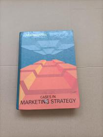 CASES IN MARKETING STRATEGY(16开精装本)